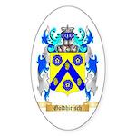 Goldhirisch Sticker (Oval 50 pk)