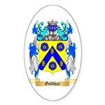 Goldhar Sticker (Oval 50 pk)
