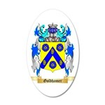 Goldhamer 35x21 Oval Wall Decal