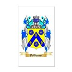 Goldhamer 20x12 Wall Decal