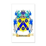 Goldhamer 35x21 Wall Decal