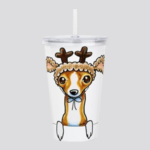 Oh Deer Acrylic Double-wall Tumbler