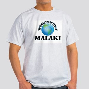 World's Sexiest Malaki T-Shirt