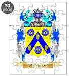 Goldhaber Puzzle