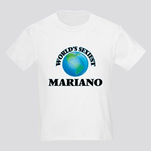 World's Sexiest Mariano T-Shirt