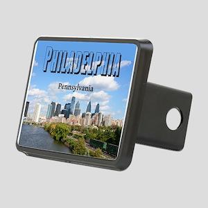 Philadelphia Rectangular Hitch Cover