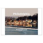 Philadelphia Large Poster