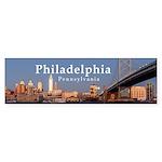 Philadelphia Sticker (Bumper 50 pk)