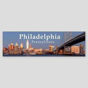 Philadelphia Sticker (Bumper)
