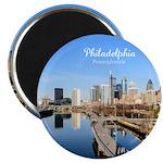 """Philadelphia 2.25"""" Magnet (100 pack)"""