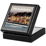 Philadelphia Keepsake Box