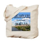 Philadelphia Tote Bag
