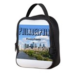 Philadelphia Neoprene Lunch Bag