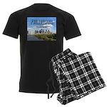 Philadelphia Men's Dark Pajamas