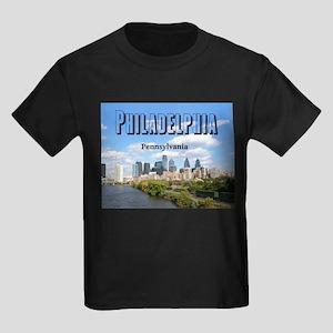 Philadelphia Kids Dark T-Shirt