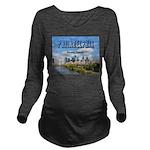 Philadelphia Long Sleeve Maternity T-Shirt