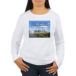 Philadelphia Women's Long Sleeve T-Shirt