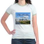 Philadelphia Jr. Ringer T-Shirt