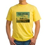 Philadelphia Yellow T-Shirt