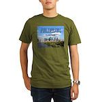 Philadelphia Organic Men's T-Shirt (dark)