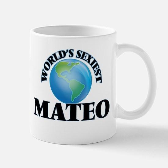 World's Sexiest Mateo Mugs