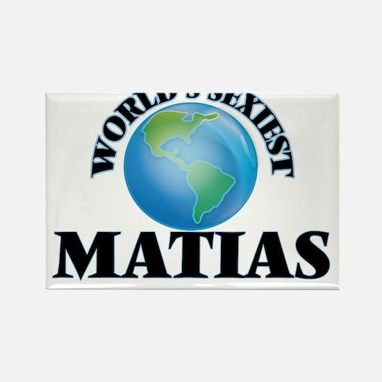 World's Sexiest Matias Magnets