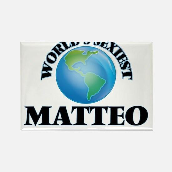 World's Sexiest Matteo Magnets