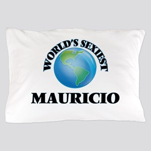 World's Sexiest Mauricio Pillow Case