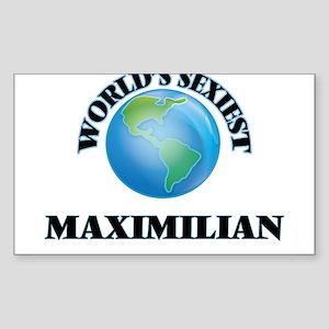 World's Sexiest Maximilian Sticker