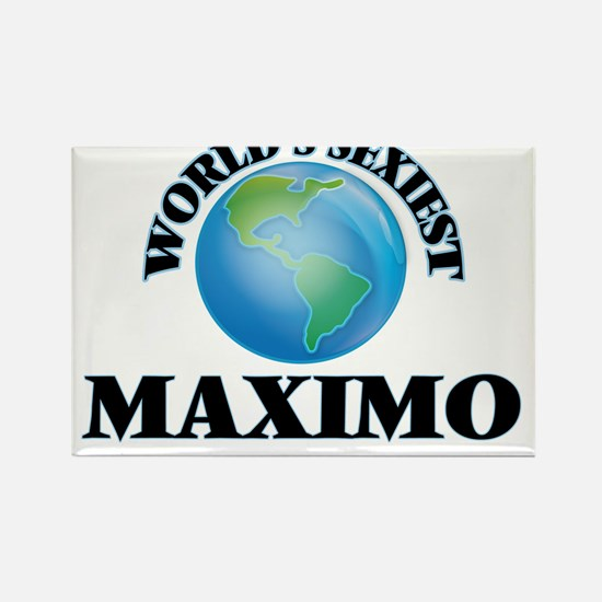 World's Sexiest Maximo Magnets