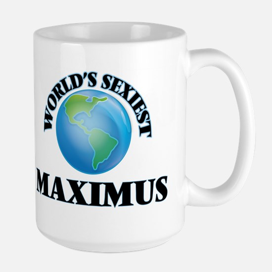 World's Sexiest Maximus Mugs