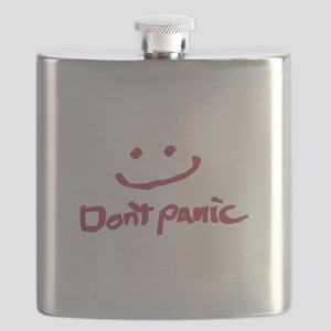 Don't Panic Flask