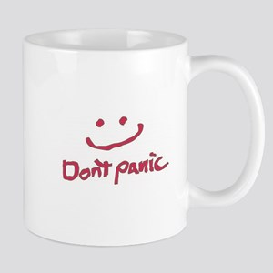 Don't Panic Mugs