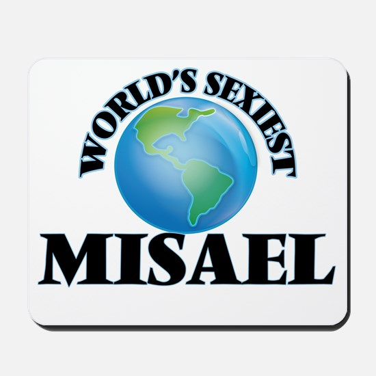 World's Sexiest Misael Mousepad