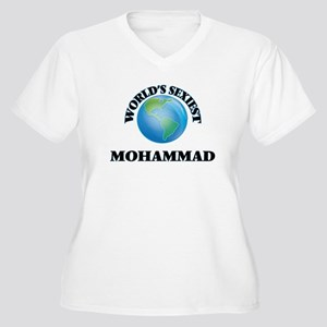 World's Sexiest Mohammad Plus Size T-Shirt