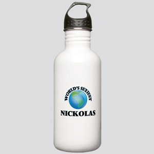 World's Sexiest Nickol Stainless Water Bottle 1.0L