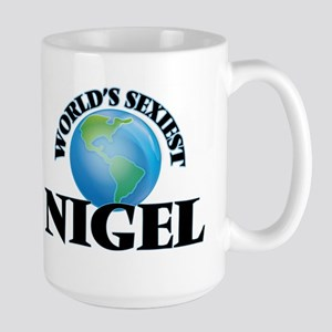 World's Sexiest Nigel Mugs