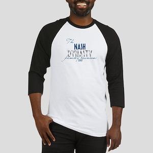 NASH dynasty Baseball Jersey