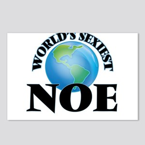 World's Sexiest Noe Postcards (Package of 8)