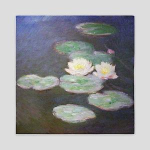 Monet Water Lillies Queen Duvet