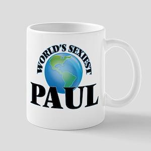 World's Sexiest Paul Mugs
