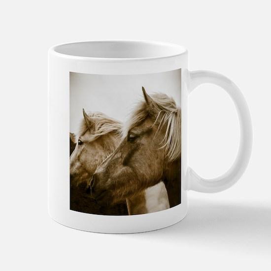 Icelandic Pony Duo Mugs