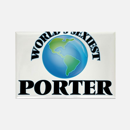 World's Sexiest Porter Magnets