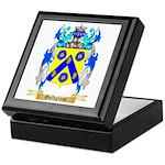 Goldglass Keepsake Box