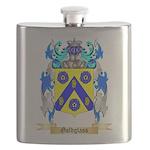 Goldglass Flask