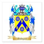 Goldgart Square Car Magnet 3