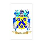 Goldfracht Sticker (Rectangle)