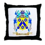 Goldfracht Throw Pillow