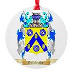 Goldfischer Round Ornament