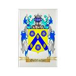 Goldfischer Rectangle Magnet (100 pack)